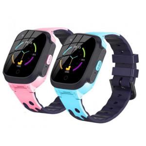 Детские часы с GPS трекером SMART BABY WATCH T8