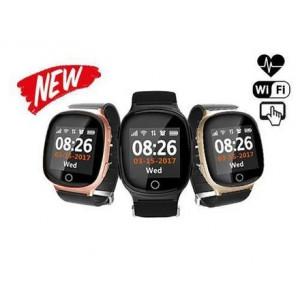 Умные часы с телефоном  И GPS Трекером SMART WATCH D100