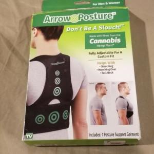Корректор осанки Arrow Posture