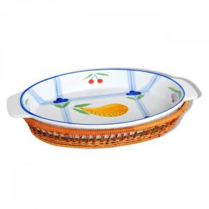 """Керамическое блюдо 13.5"""" Bayerhoff, BH-187"""