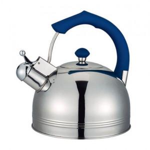 """Чайник """"Bayerhoff"""", BH - 822  4 л. с синей ручкой"""