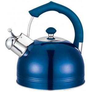 """Чайник """"Bayerhoff"""", BH - 827  4,3 л. синий"""
