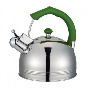 """Чайник """"Bayerhoff"""", BH - 832  4,5 л. с зелёной ручкой"""