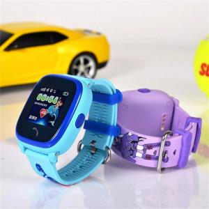 Умные детские часы  с телефоном И GPS Трекером SMART BABY WATCH DF25G