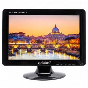 Цифровой Телевизор 12,1 Eplutus EP-122T DVB-T2 (3D / USB / SD / HDMI / VGA)