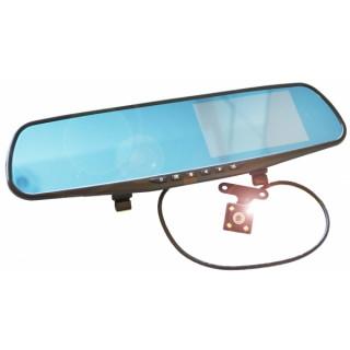 Видеорегистратор-зеркало Eplutus DVR DV-180 с двумя камерами