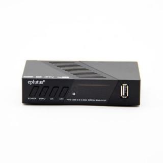 Цифровой HD TV-тюнер DVB-T2 Eplutus DVB-123T