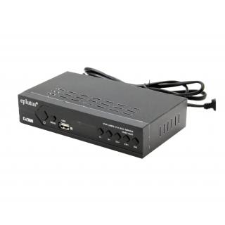 Цифровой HD Mpeg-4 TV-тюнер Eplutus DVB-166T