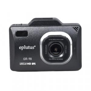 Автомобильный видеорегистратор Eplutus GR-98 с радар-детектором и GPS-информером
