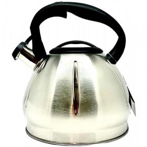 Чайник  со свистком Hoffmann 3,0 л