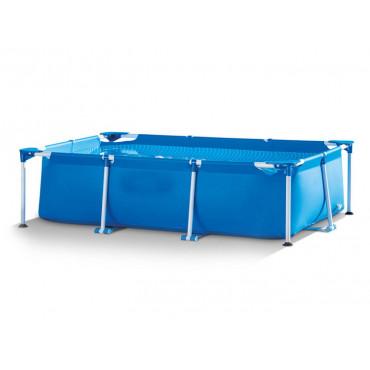 Каркасный бассейн Intex Rectangular Frame 220х150х60 см (28270) #0