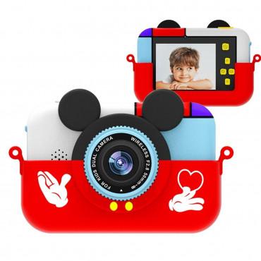 Детский цифровой фотоаппарат Микки Маус #0