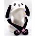 """Светящаяся шапка """"Панда"""" с двигающимися ушами #3"""