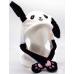 """Светящаяся шапка """"Панда"""" с двигающимися ушами #4"""