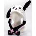 """Светящаяся шапка """"Панда"""" с двигающимися ушами #5"""