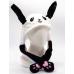 """Светящаяся шапка """"Панда"""" с двигающимися ушами #6"""