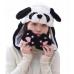 """Светящаяся шапка """"Панда"""" с двигающимися ушами #0"""
