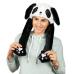 """Светящаяся шапка """"Панда"""" с двигающимися ушами #2"""