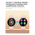 Смарт часы Watch fashionable C10 #2