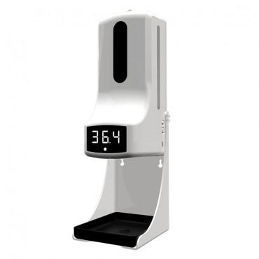 Автоматический дозатор с бесконтактным термометром K9 Pro #0