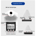 Бесконтактный инфракрасный термометр K3 Pro #1