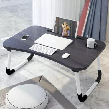 Складной столик подставка для ноутбука, планшета и завтрака #0