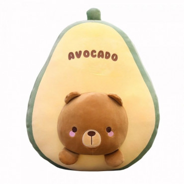 Мягкая игрушка-подушка Авокадо 35см #0