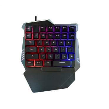Игровая клавиатура с подсветкой JEQANG JK-911 #0