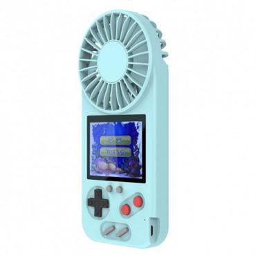 Игровая портативная консоль D-5 с вентилятором 800 mAh #0