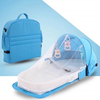 Многофункциональная портативная детская кроватка Childbedm