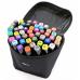 Набор двухсторонних маркеров Touch PCS 48 цветов #3
