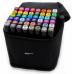 Набор двухсторонних маркеров Touch PCS 48 цветов #4
