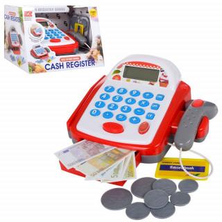 Детский кассовый аппарат Cash Register 6115