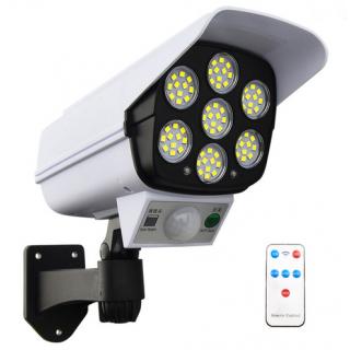 Солнечная индукционная лампа Solar Monitoring Lamp CL-977T