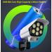 Солнечная индукционная лампа Solar Monitoring Lamp CL-977T #1