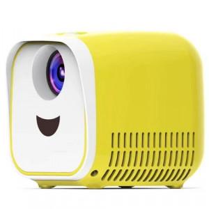 Портативный детский проектор-кубик  L1 series kids toy
