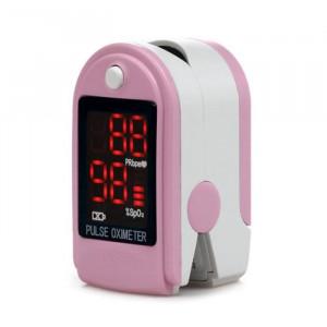 Цифровой пульсоксиметр Fingertip Pulse Oximeter SP02-1