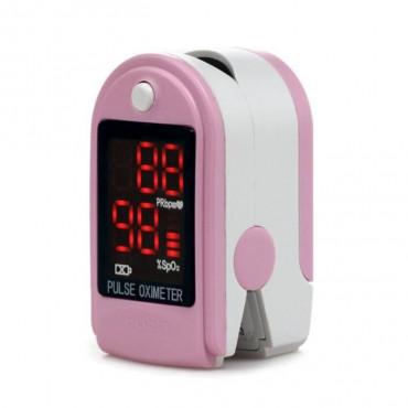 Цифровой пульсоксиметр Fingertip Pulse Oximeter SP02-1 #0