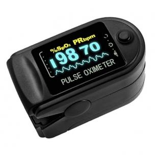 Цифровой пульсоксиметр Fingertip Pulse Oximeter SP02-2