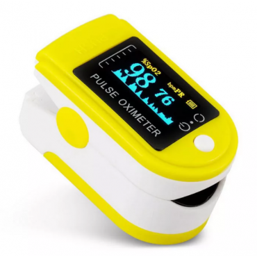 Цифровой пульсоксиметр Fingertip Pulse Oximeter SP02-3 #0