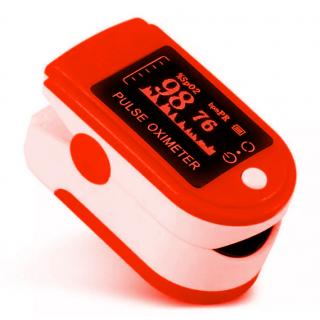 Цифровой пульсоксиметр Fingertip Pulse Oximeter SP02-4