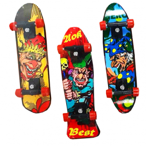 Набор фингербордов Skate Board 3 штуки