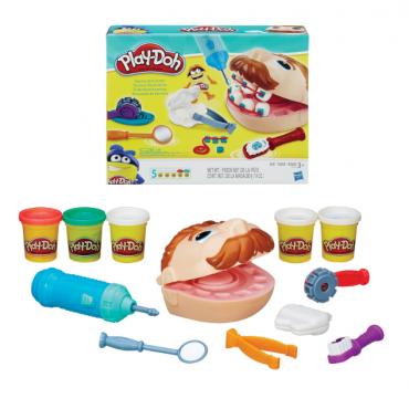 """Игровой набор Play-Doh """"Мистер Зубастик"""" #0"""