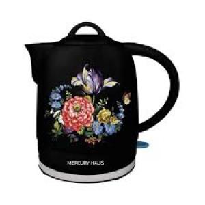 "Чайник электрический из керамики ""MercuryHaus"", MC - 6740  1,7 л."
