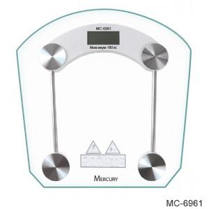 """Весы напольные """"Mercury"""", MC - 6961"""
