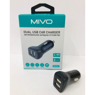 Автомобильное зарядное устройство Mivo MU244