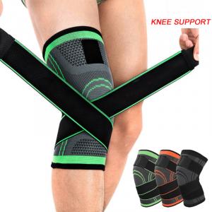 Компрессионный бандаж коленного сустава Knee Support 8324