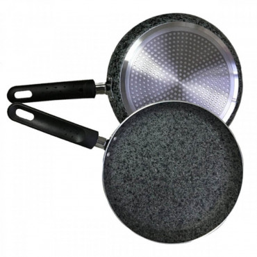Алюминиевая сковорода Maestro Granite MR-1221 #0