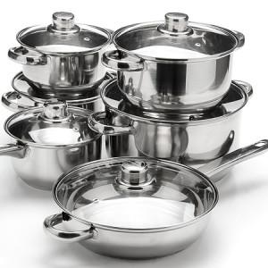 Набор посуды 12 предметов Mayer&Boch 6071