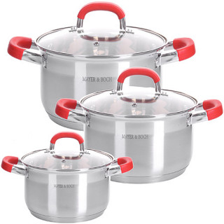 Набор посуды 6 предметов Mayer&Boch 29105